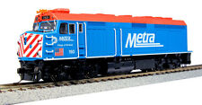 Ho Kato Emd F40Ph Chicago Metra : Village of Winfield # 160 ( Il ) 37-6572
