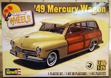 1949 Mercury Wagon, 1:25, Revell USA 4996 New Tool