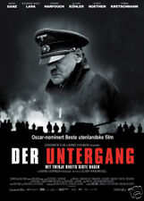 The Downfall 2004 Der Untergang German movie poster print