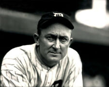 Detroit Tigers TY COBB Glossy 8x10 Photo Vintage Baseball Print Poster