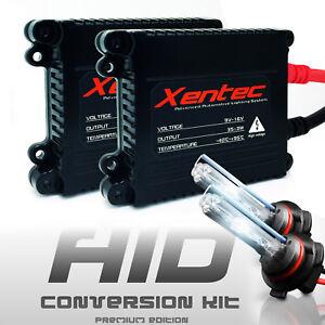1997-2010 Mercury Mountaineer Headlight Hi/lo Dual Fog Light HID KIT 6K 9007 H13