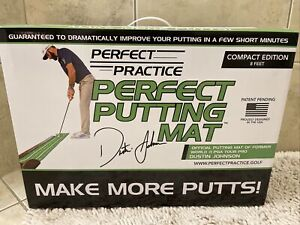 perfect practice perfect putting mat - compact edition