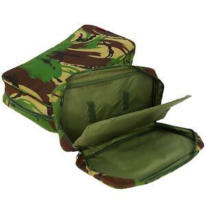 DPM Camo Carp Fishing Buzz Buzzer Bar Bank stick Alarm Storage Tackle Pouch Bag