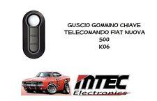 Guscio Gommino Chiave GOMMINI TASTINI Telecomando Fiat Nuova 500 GRANDE PUNTO