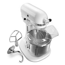 Kitchenaid Stand Mixer Professional 5 Quart 500 Bowl Lift Blender Wire Wip Hook