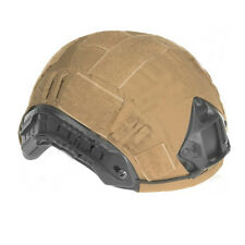 INVADER GEAR FAST HELMET COVER COYOTE BROWN COPRI ELMETTO PER SOFTAIR