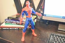 "Spiderman Hasbro Toy 10"" Light N Sound Talking Action Figure Doll DC Marvel ⭐️"