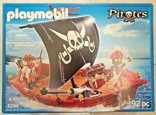New Playmobil 5298 - Skull and Bones Corsair Pirate Ship