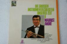 Maurice André Trompete Bach Telemann Albinoni Hamal Martini Hummel Hertel (LP7)
