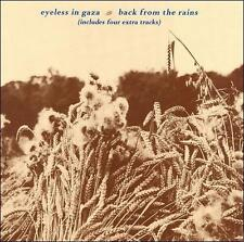 EYELESS IN GAZA - BACK FROM THE RAINS NEW CD