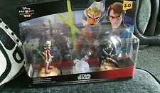 Disney Infinity Star Wars crepúsculo de la República St Pack 3.0 Play