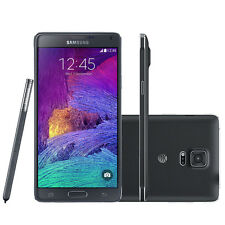 (Noir) Samsung Galaxy Note 4 SM-N910A 32 Go 16 Mpx Android 3G 4G LTE Smartphone