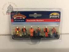 Bachmann 36-049 Trackside Workers - OO Gauge