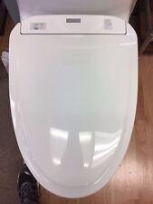 TOTO SW584#01 s350E Washlet Bidet seat Cotton White