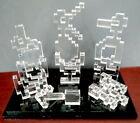 Atari 2600 Adventure Plexiglass Sprites
