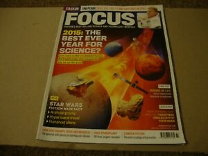 BBC FOCUS MAGAZINE   Issue 289   Christmas 2015