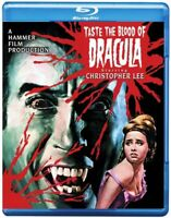 Taste the Blood of Dracula [New Blu-ray]