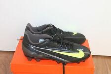 Nike Swift FG Fußball Nocken Schuh Schwarz Gelb Größe 42,5; UK 8, US 9 Neu