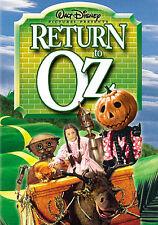 L. Frank Baum Return to Oz Fairuza Balk as Dorthy in Wizard of Oz Sequel on DVD
