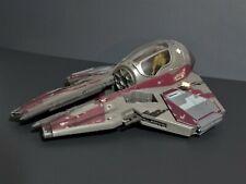 2005 Hasbro Star Wars ROTS Ep 3 Obi-Won Kenobi's Starfighter Pre-owned
