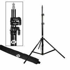 PBL Light Stand Pro Heavy Duty 10' With All Metal Locking Collars
