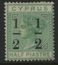 CYPRUS, MINT, #26a, NG, CLEAN, NICE CENTERING