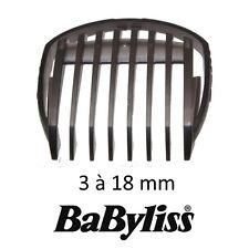 BABYLISS 35807091 Guide coupe 3 18 MM sabot tondeuse TECH E779 E709 E769E CONAIR