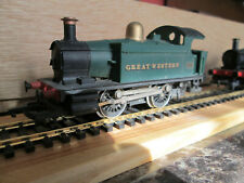 HORNBY 0/4/0 TANK LOCO GREAT WESTERN GREEN LIVERY