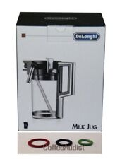 Genuine Delonghi  Milk Jug  for Primadonna   ESAM6600 EABI6600  + 3 O ring Set