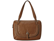 Relic Layton Double Shoulder Strap Bag Brown MSRP $69.99
