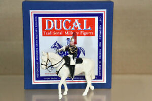 DUCAL ROYAL HORSE GUARD The BLUES & ROYALS MOUNTED TRUMPETER oa