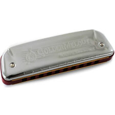 Hohner 542/20 Golden Melody Classic Harp Harmonica, Key Of C