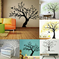 Large Family Tree DIY Decal Paper Art Wall Sticker Home Nursery Room Decor  l