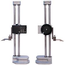 Electronic Double Dual Twin Beam 12 300mm Height Gage Digital001 Gauge