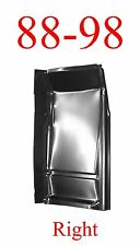 88 98 Right Front Floor Pan, Chevy, GMC, Truck, Regular, Extended & Crew Cab