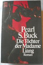 Die Töchter der Madame Liang von Pearl S. Buck - Roman - TB neu