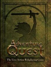 Adventure Quest : The Live-Action Roleplaying Game by Aaron Pirnack (2013,...