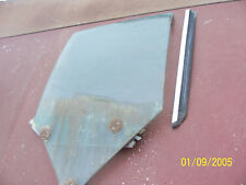 1969 1970 COUPE DEVILLE RIGHT REAR QUARTER WINDOW GLASS OEM USED