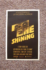 The Shining #2 Lobby Card Movie Poster Jack Nicholson Shelley Duvall Black