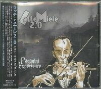 LATTE MIELE 2.0-PAGANINI EXPERIENCE-IMPORT CD WITH JAPAN OBI BONUS TRACK E97