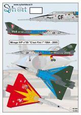 """Syhart 1/72 Dassault Mirage IVP n°59 CF """"C'est Fini"""" 1964-2005 # 72095"""