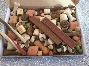 dog puppy treats pick n mix valentine birthday St Patrick day Easter gift hamper