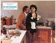 SEXY EDWIGE FENECH LES ZIZIS BALADEURS 1980 VINTAGE LOBBY CARD ORIGINAL #4