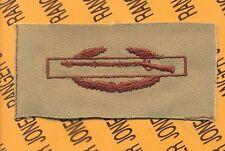 US Army CIB Combat Infantrymans Badge Desert DCU cloth patch