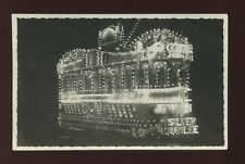 Hampshire Hants PORTSMOUTH Decorated KG5 Silver Jubilee tram 1935 RP PPC