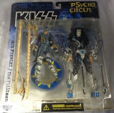 KISS Psycho Circus Figures Ace Frehley & The Stiltman Action Figure