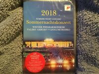 SUMMER NIGHT CONCERT: 2018 New And Sealed DVD 📀