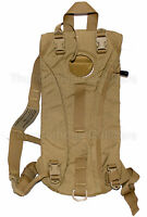 USMC Military WXP 3L 100oz Hydration Carrier Camelbak ILBE Coyote 1Z ACC