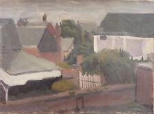 Roger FORISSIER (1924-2003) HsT 1954 Paysage Nle Ecole de Paris Jeune Peinture