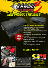HOLDEN OTR CAI RAMJET 3 LS2 LS3 LS VE VF HSV  JUST RELEASED !!!